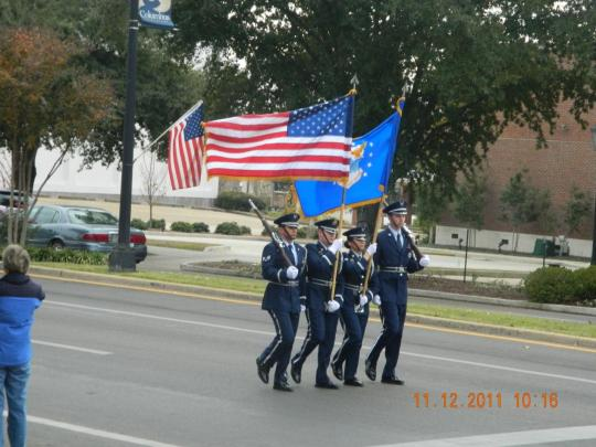 CAFB Honor Guard