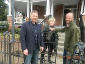 Jef Hall-Flavin, Brenda Caradine, Nick Potenzier