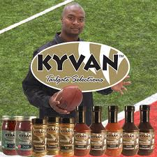 Reggie Kelly starts Kyvan line of products